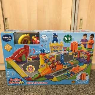Vtech 玩具 火車組合 全新