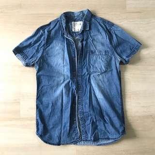 🚚 Padini Denim Shirt