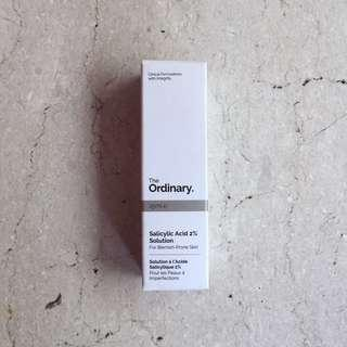 Salicylic Acid 2% Solution