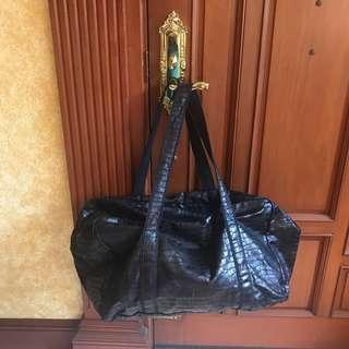 TOPSHOP Big Duffle Bag AUTHENTIC - negotiable (similar: Zara Nike)