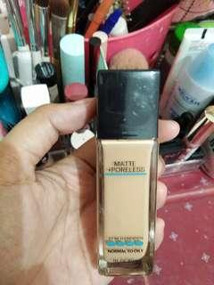 Maybelline Fit Me Poreless