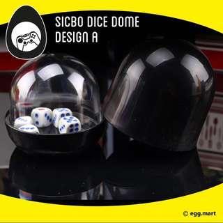 🚚 SICBO DICE DOME BIG SMALL DICE GAME DICE CUP