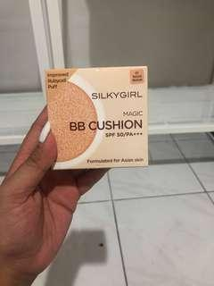 Silkygirl Magic BB Cushion Shade Natural Medium