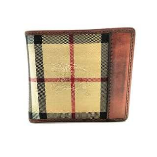 Burberry Horseferry Bifold Wallet (Pre-loved)