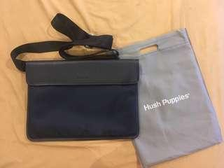 Hush Puppies Dual Sling Bag in Navy Color