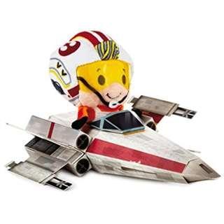 itty bittys® Star Wars™ Luke Skywalker™ X-Wing Pilot™ 40th Anniversary Stuffed Animal Special Edition