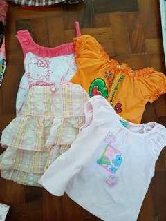 Baby tops bundle