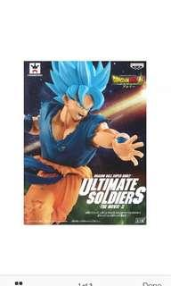 🚚 Dragonball DB Super Movie Ultimate Soldiers Son Goku Gokou