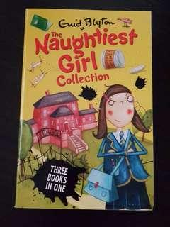 The Naughtiest Girl Collection 1 : Books 1-3, By Enid Blyton
