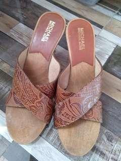 Michael kors sandals authentic