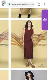 Plaints&Prints dress