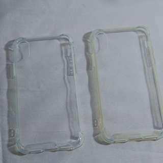 IPHONE X CLEAR CASES
