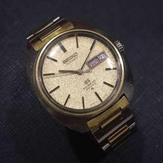 Vintage Grand Seiko Hi Beat 36000 Watch