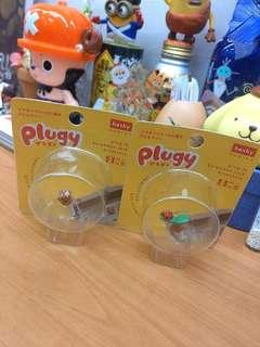 Plugy plug in earphone Jack accessory 甲蟲 皇冠
