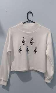 Number 61 White Music top