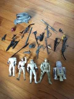 🚚 Vintage Star Wars lot