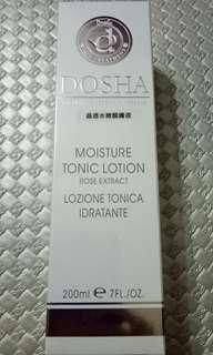 🚚 DOSHA,晶透水嫩醒膚液,200ML ,全新,可面交。