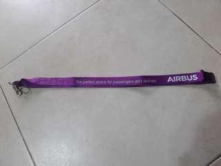 Airbus Airspace Lanyard (purple)