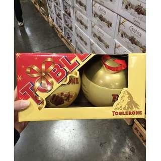 🚚 Toblerone 瑞士三角巧克力歡樂球 112公克 X 2個  過年伴手禮 新年禮盒 年貨 好市多代購 美食 零食零嘴 下午茶甜點 進口 可可