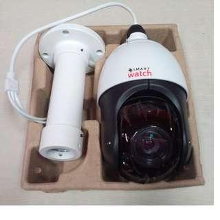PTZ AHD Camera 2.0Megapixel 1080p Resolution