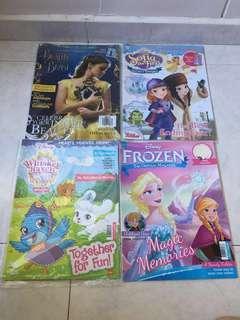 BN Disney Magazine(4copies@$5)