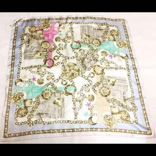 Silk scarf in great condition