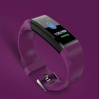 Fitness tracker bracelet