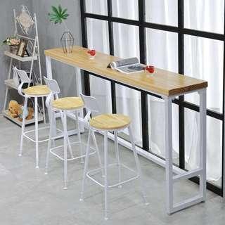 (11 colors) Bar Table n Bar Stool Set
