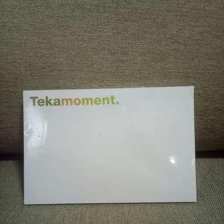 Tekamoment Notepad