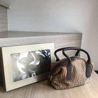 Aigner travel mini bag