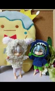 [Made to Order] Obitsu 11/nendoroid doll clothes
