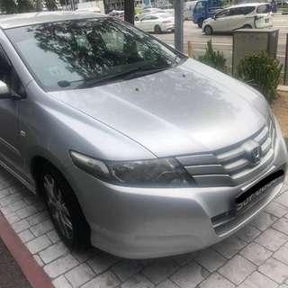 🇸🇬🇸🇬🇸🇬🇸🇬🇸🇬 Honda city  1.5 AT i vtec 2009 8.4k
