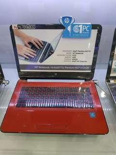 HP 14 bs007TU Bisa Kredit Tanpa Kartu Kredit PROMO BUNGA 0%