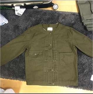 M51 M65 軍外套 夾克 非visvim wtaps madness 公發