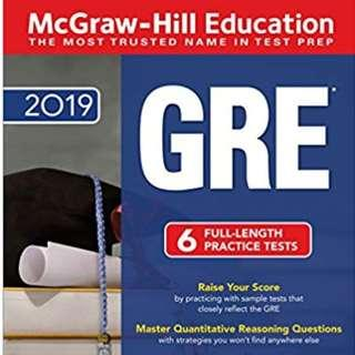 GRE PREPARATION Package (Cheapest in Singapore)
