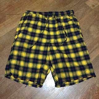 [Brand New] ASOS Plaid shorts