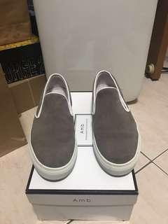 Amb 懶人鞋 似visvim vans suicoke 日本帶回