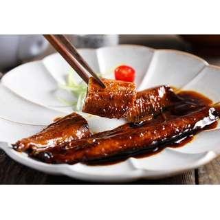 【一井水產】台灣 蒲燒 秋刀魚 100g±10%/尾 $50