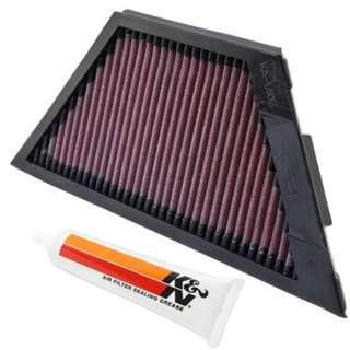 K&N Air Filter for Kawasaki ZX-14R / ZZR1400 / GTR1400