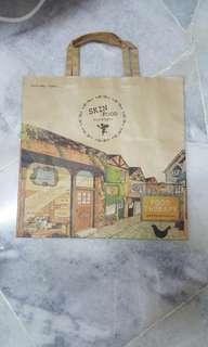 Skin Food paper bag