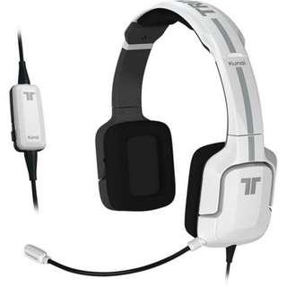 **CNY CLEARANCE** TRITTON Kunai Universal Stereo Gaming Headset (Red/White ONLY)
