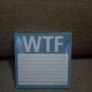 Fully Booked Notepad