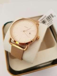 FOSSIL Women's Rose Gold Watch