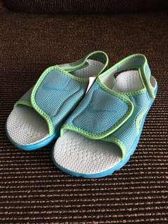 a3d9e853b Brandnew Nike Sunray Sandals (Light Blue)