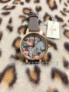 🚚 OLIVIA BURTON ROSE GOLD WATCHES