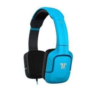**CNY CLEARANCE** TRITTON Kunai Mobile Stereo Gaming Headset (Orange/Blue ONLY)