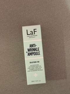 LaF Anti-Wrinkle Ampoule