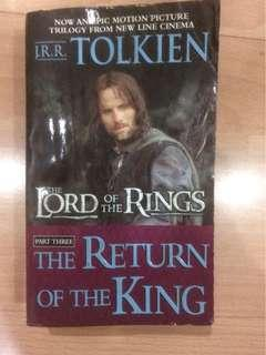 Lord of the rings return of the king