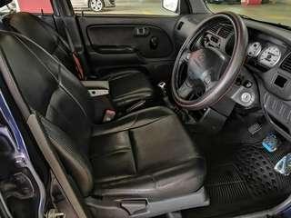 Perodua Kelisa 1.0 GXi Manual