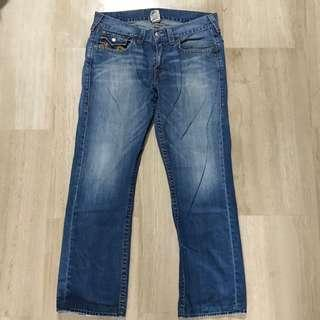 🚚 True Religion Blue Denim Jeans